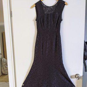 BCBGeneration Simple Black Dress